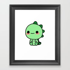 Dino Framed Art Print