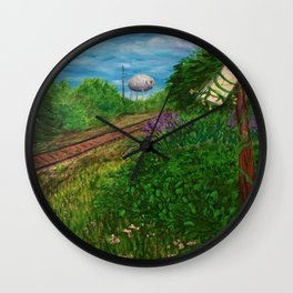 Lewes Wall Clock