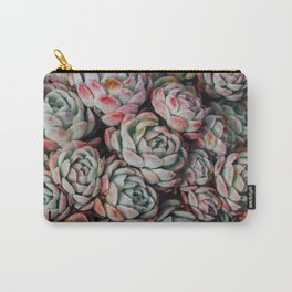 Mendocino Succulents Carry-All Pouch