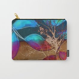 Branched Carry-All Pouch
