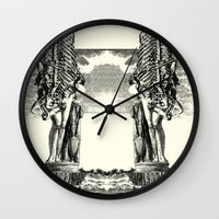 venus Wall Clocks featuring VENUS by DIVIDUS