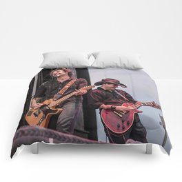 Roger Clyne and the Peacemakers shower curtain Comforters