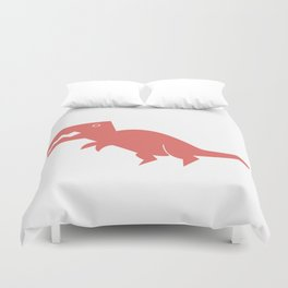Dinomania - The T-Rex Duvet Cover
