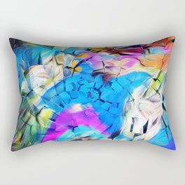 Rainbow Mind Rectangular Pillow