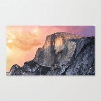 yosemite Canvas Prints featuring Yosemite  by Francis Schmaltz