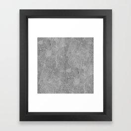 Simply Concrete II Framed Art Print