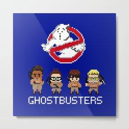 Ghostbusters 2016 Metal Print