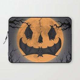 Halloween Moon Laptop Sleeve