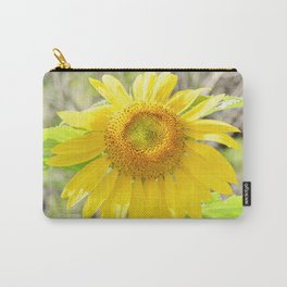 Sunshine on My Face Carry-All Pouch