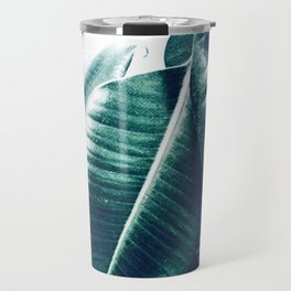 Ficus Elastica #1 Travel Mug