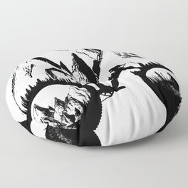 New Enduro Floor Pillow