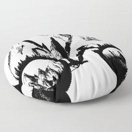 New Enduro Floor Pillow