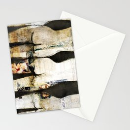 Po-Collage Stationery Cards
