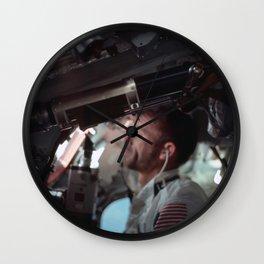 Apollo 1 Wall Clock