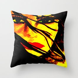 Perception 1 Throw Pillow