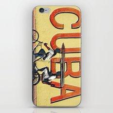 Viva Cuba Libre! iPhone & iPod Skin