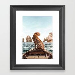 Los Cabos Framed Art Print