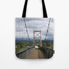 Across the Bridge and Beyond Tote Bag