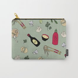 Asian Foodie Carry-All Pouch