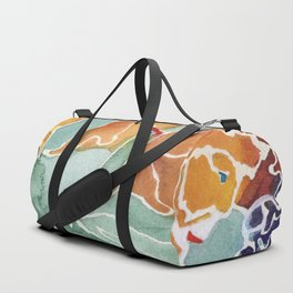 Opposites Attract Duffle Bag