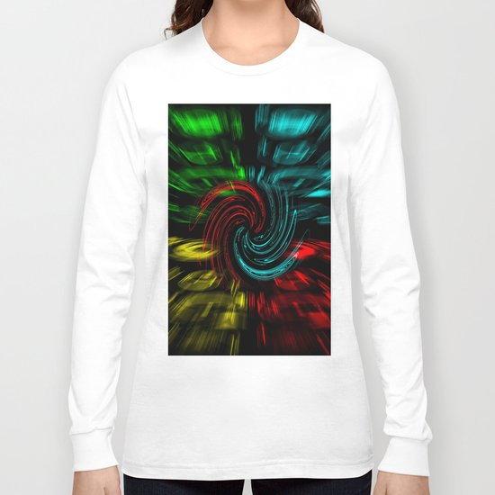 Abstract perfection 47 Long Sleeve T-shirt