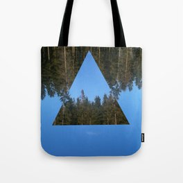 HIMLASKOGEN / WOODS IN THE SKY Tote Bag