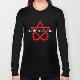 Funkentstort Scrotogram Long Sleeve T-shirt