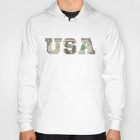 the national Hoodies featuring National Anthem by anthonykun