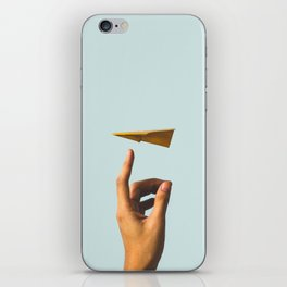 Midas Touch iPhone Skin