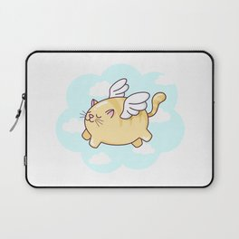 Flying Cat Laptop Sleeve