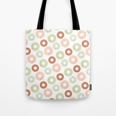 Donuts for breakfast! Tote Bag