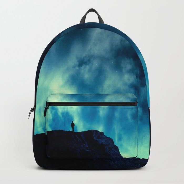 Spaces XVIII - At Night Backpack