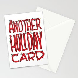 Another Holiday Card Stationery Cards