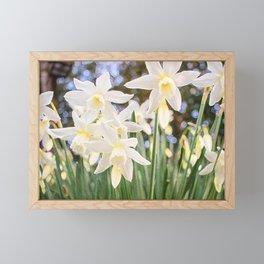 Kiss of Spring Framed Mini Art Print