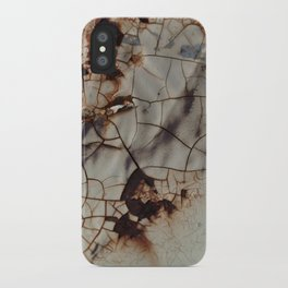 skin and steel iPhone Case