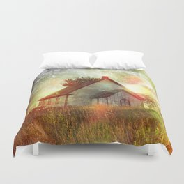 The Glorious Lost Sundays Duvet Cover