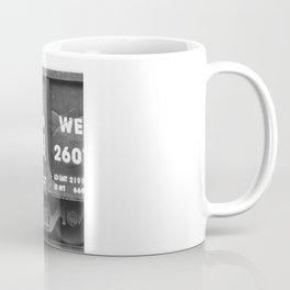 The Wind Blows Coffee Mug