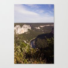 La Rouvière Canvas Print