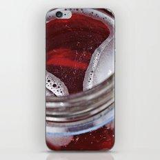 mason mugs make my day iPhone & iPod Skin