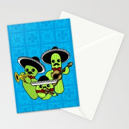 Los Nopalitos Stationery Cards