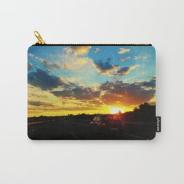 sunset highway Carry-All Pouch