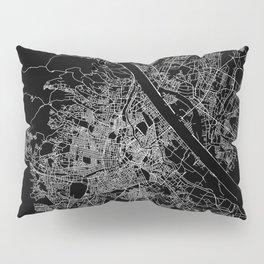 Vienna map Pillow Sham