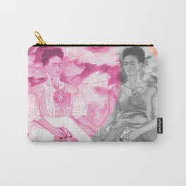 Pizza Kahlo Carry-All Pouch