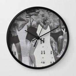 Gene Pool Wall Clock
