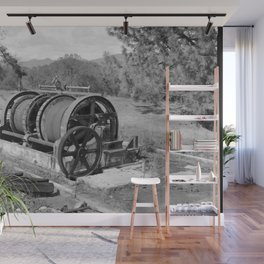 Mountain King Gold Mine and Mill Wall Mural