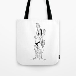 I can blend in and hide the pain Tote Bag