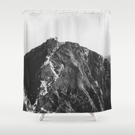 Jurassic Coast Shower Curtain