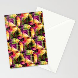 Every New Beginning Comes From Some Other Beginnings' End 3 Stationery Cards