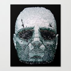 Prometheus, Are You Seeing This? Canvas Print