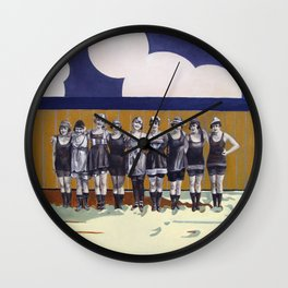 ''Keepsake''  Wall Clock